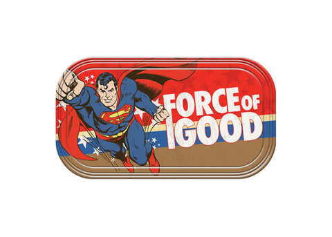 Superman Force of Good Magnetic Tin Sign