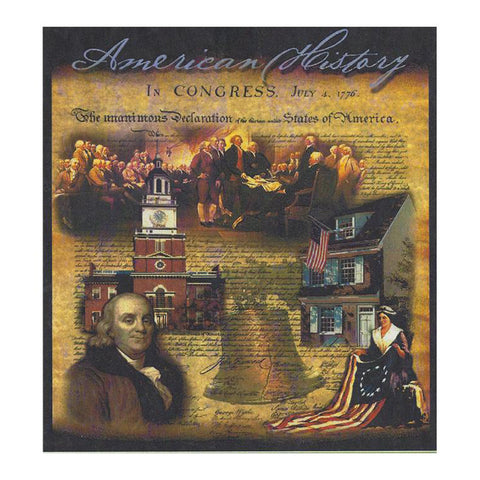 Declaration of Independence Tapestry