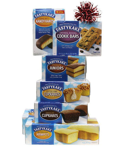 Philadelphia Tastykake Tower 7 Boxes #C