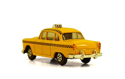 Taxi Cab Pencil Sharpener