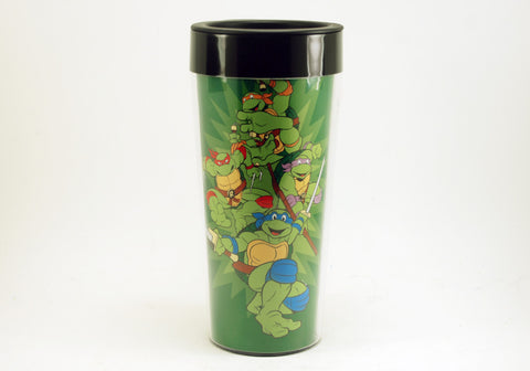 Teenage Mutant Ninja Turtles 16 oz Travel Mug
