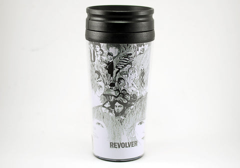 The Beatles Revolver Travel Tumbler