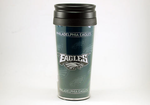 Philadelphia Eagles Logo Travel Mug