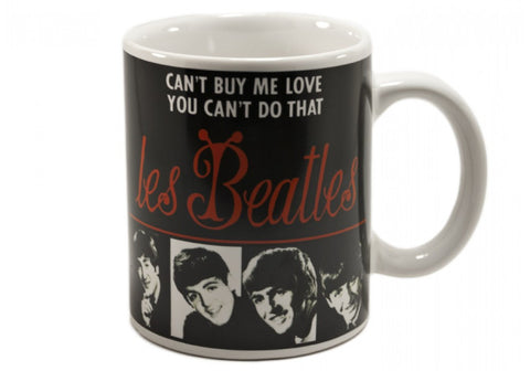 The Beatles Can't Buy Me Love 12 oz Mug