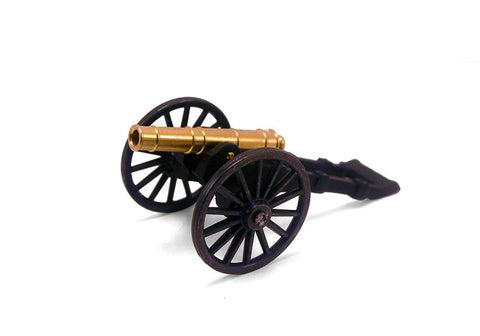 "Revolutionary War French 12 Pounder Field Gun 4-1/2"" Long"