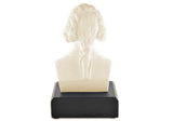 "Thomas Jefferson 11"" Ivory White Bust (White)"