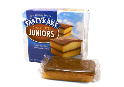 Taskykakes Chocolate Juniors