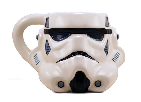 Star Wars Storm Trooper Helmet 18 oz Sculptured Mug