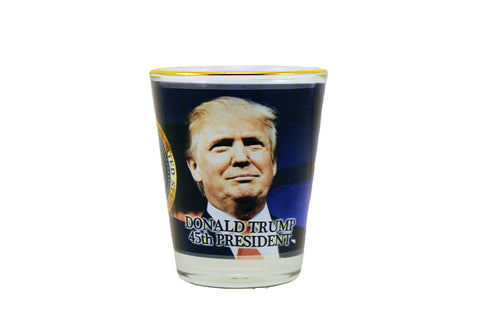 President Trump Shot Glass