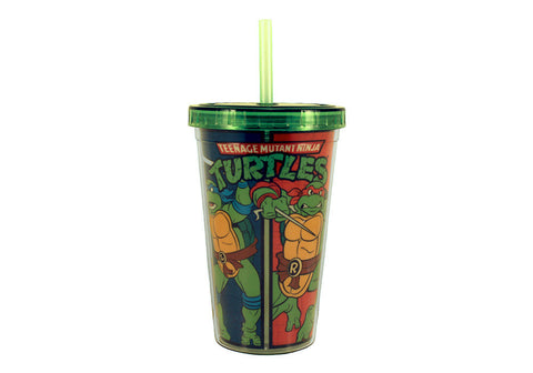 Teenage Mutant Ninja Turtles 12 oz. Acrylic Travel Cup