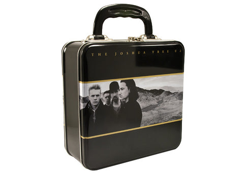 U2 The Joshua Tree Square Tin Tote