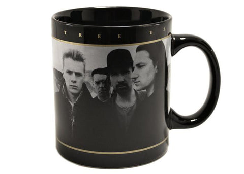 U2 The Joshua Tree 12 oz Mug