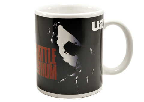 U2 Rattle and Hum 12 oz Mug