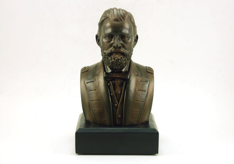 "Ulysses S. Grant 6"" Bronze Finished Bust"