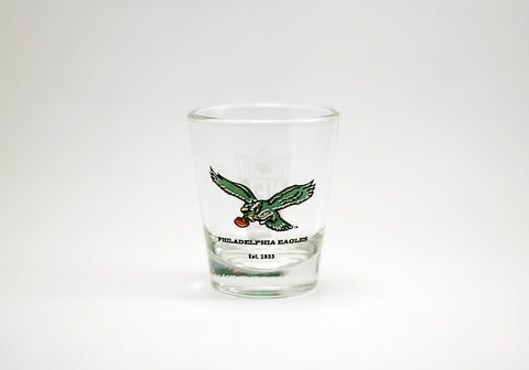 Philadelphia Eagles Vintage Logo Shot Glass