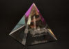 Washington DC Pyramid Crystal Paper Weight