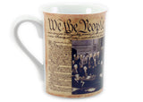 We the People, US Constitution Mug