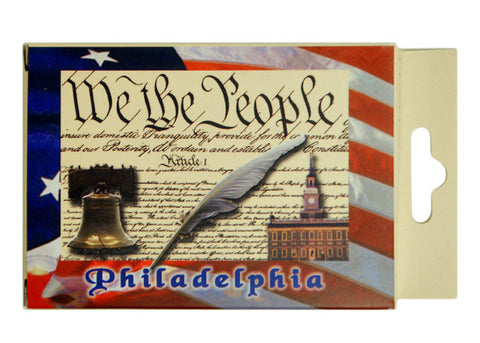 We the People Playing Cards