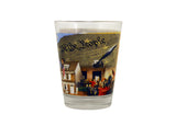 Philadelphia Historic Shot Glass