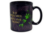 Wizard of Oz Wicked Witch of the West 12 oz Mug