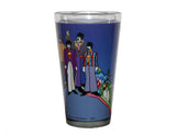 The Beatles Yellow Submarine 16 oz Pint Glass