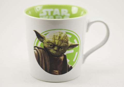 Star Wars Yoda Use the Force 12 oz Mug