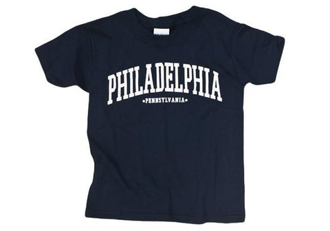 Philadelphia Pennsylvania Youth T-Shirt (7 Colors Available)
