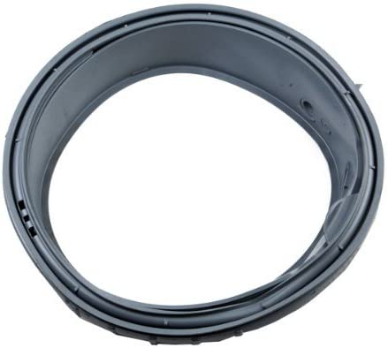 Door Gasket Boot Seal Diaphragm Compatible with Samsung Washer # DC64-01570A