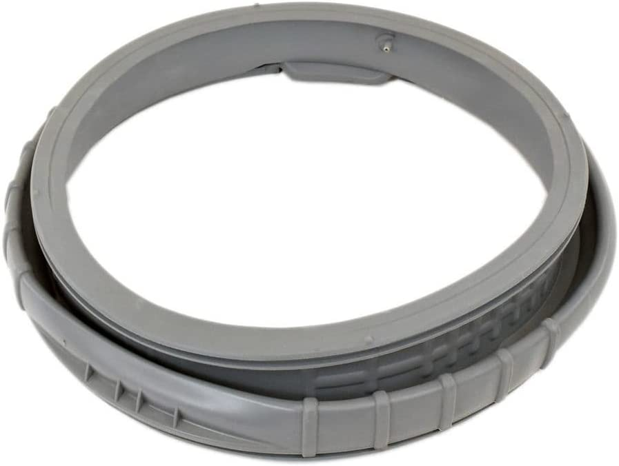 Door Gasket Boot Seal Diaphragm Compatible with Samsung Washer # DC64-00802C
