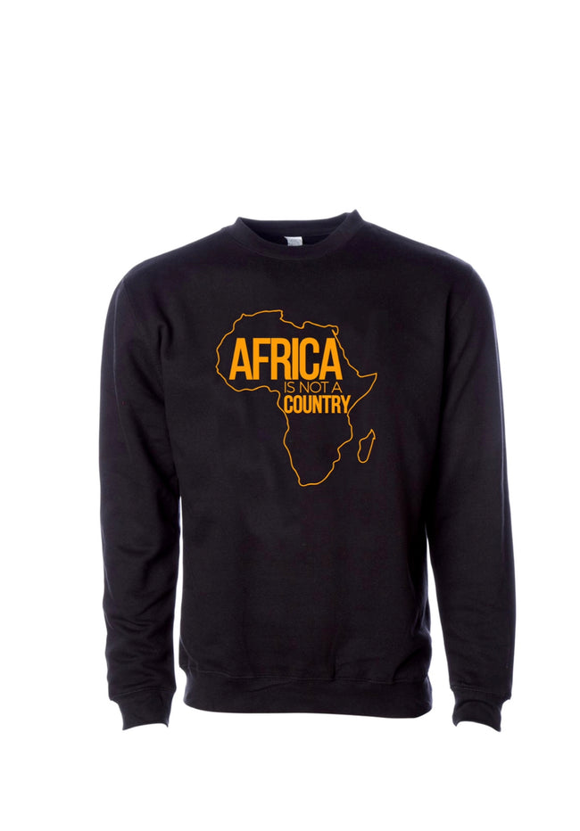 Africa is not a country sweater