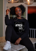 Africa to the World sweater