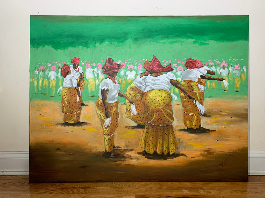Egwu Ndi Nne(The Mother's Dance )