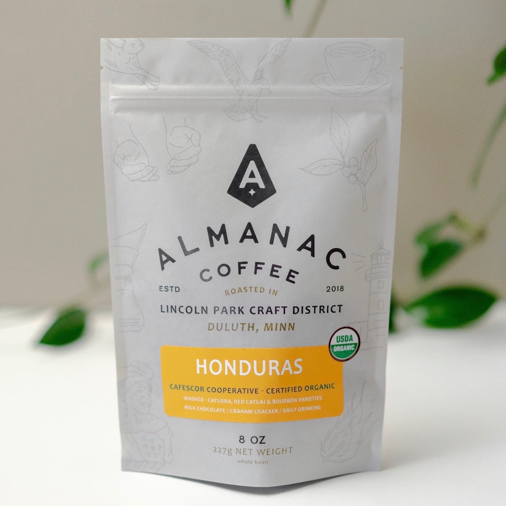 Meet the Maker: Almanac Coffee