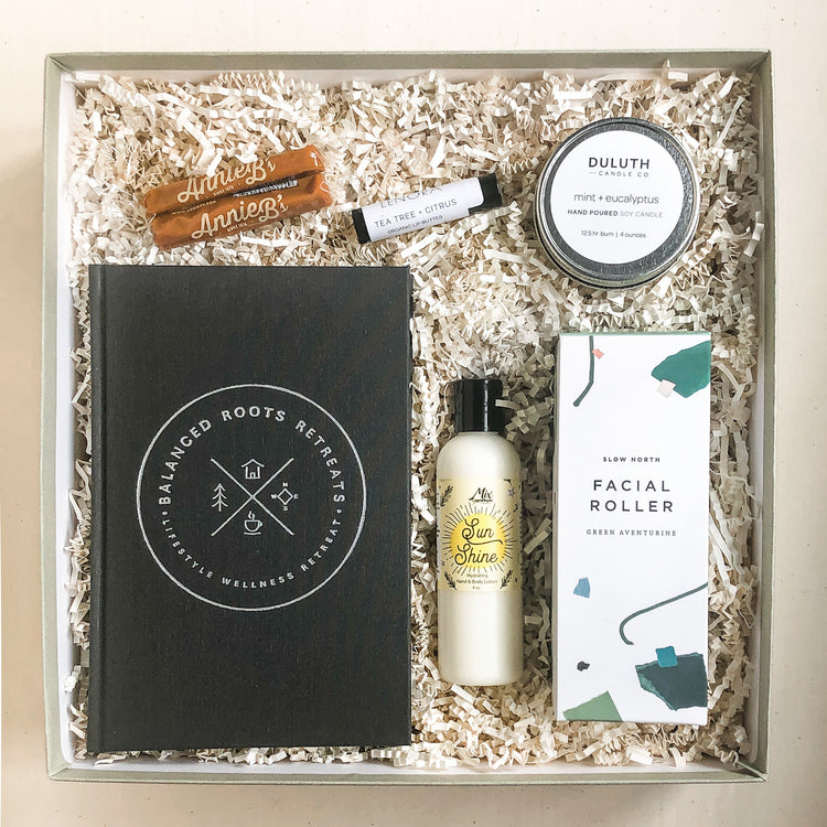 Balanced Roots Retreats X White Spruce Market