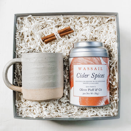 A Cup of Cheer: Spiced Cider