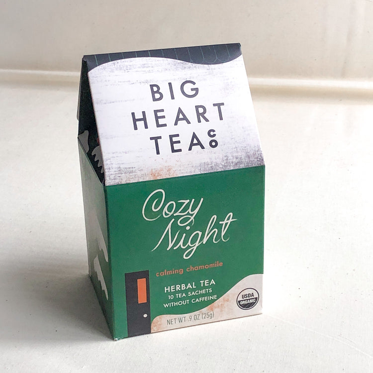 Cozy Night Herbal Tea