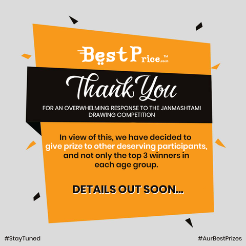 Thank you for the overwhelming response.