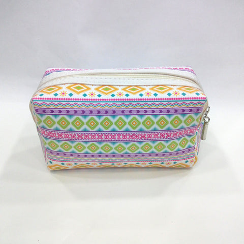 Assorted Print Cosmetic/Travel Pouch in Multicolor - BestP : Best Product at Best Price
