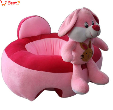 BestP Baby Rabbit Seater (Pink) - Best Price Company India