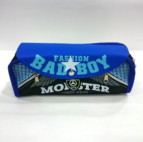 Bad Boy Monster Pen & Pencil Bag - Best Price Company India