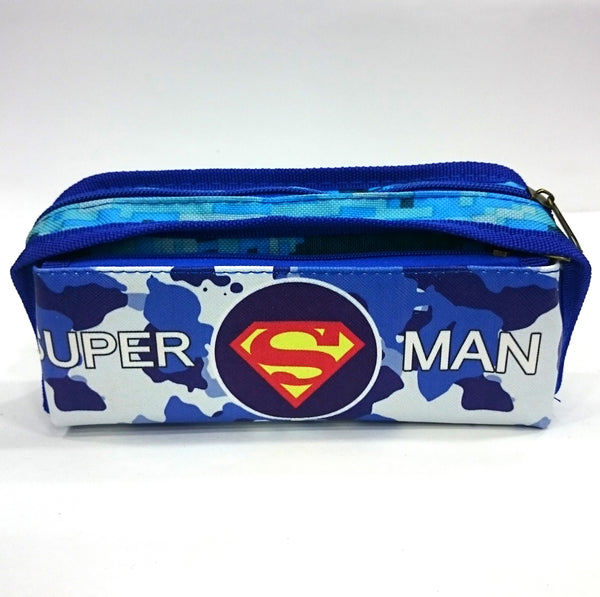 Superhero Logo Pen & Pencil Bag - BestP : Best Product at Best Price