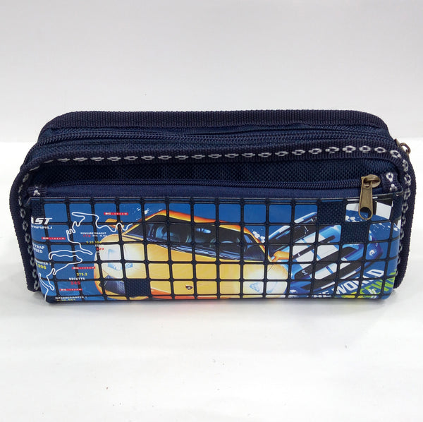 Raceway Car Pen & Pencil Bag - BestP : Best Product at Best Price