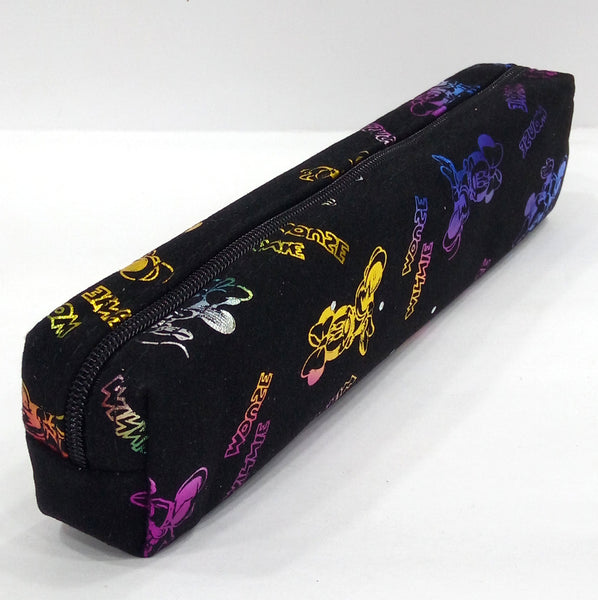 Mickey Mouse Print Pen & Pencil Pouch - BestP : Best Product at Best Price