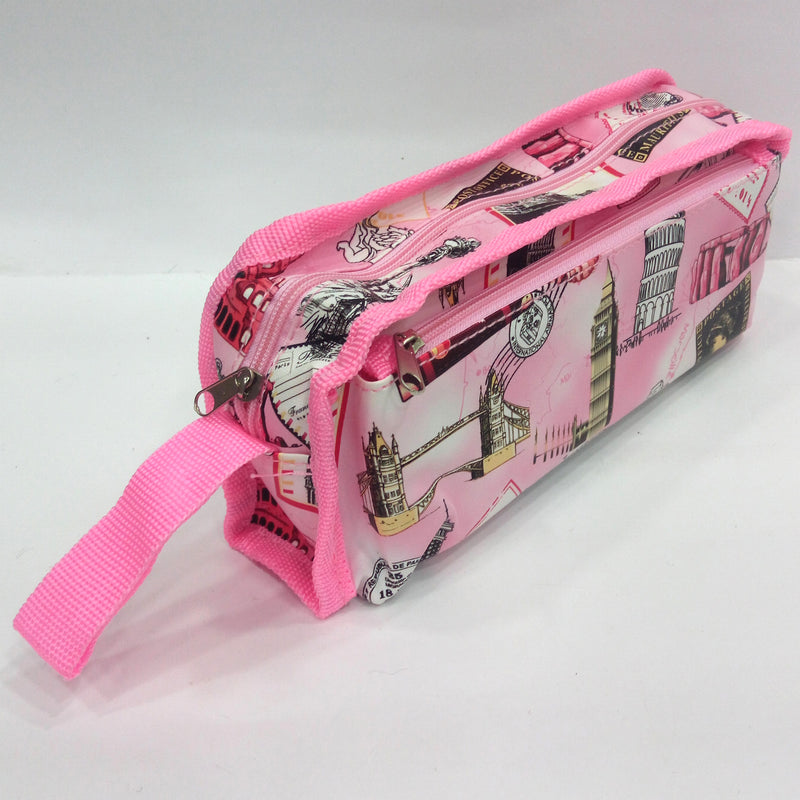 Assorted Print Pen & Pencil Bag - BestP : Best Product at Best Price