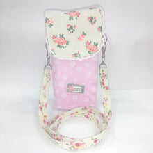 Load image into Gallery viewer, Flower Print Pen & Pencil Sling Bag - Best Price Company India