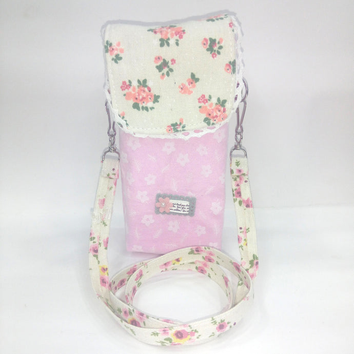 Flower Print Pen & Pencil Sling Bag - Best Price Company India