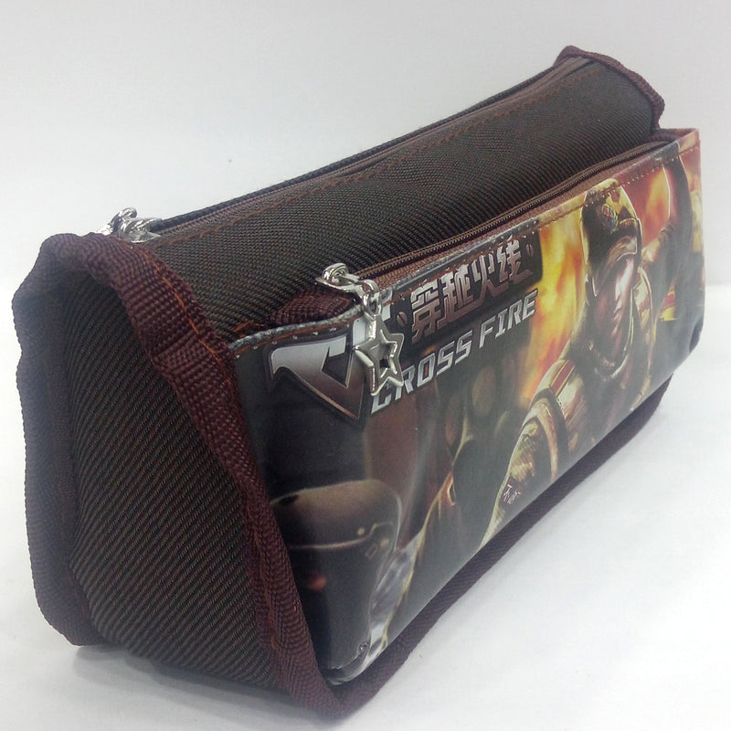 Cartoon Print Pen & Pencil Bag - BestP : Best Product at Best Price