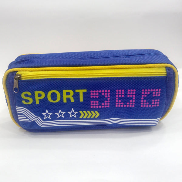 Sports Star Pen & Pencil Pouch/Box - Best Price Company India