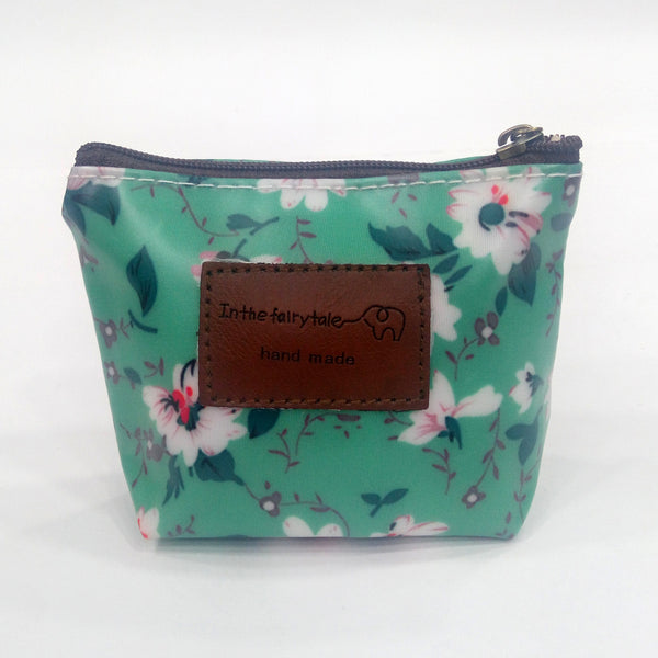 Flower Print Coin Pouch - Best Price Company India
