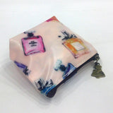 Fragrance Print Coin Pouch - Best Price Company India